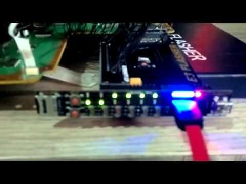 Desbloqueio PS3 OFW 4.65 ou Qualquer OFW E3 Flasher Linker ou Clip