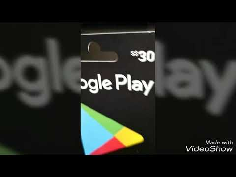 How to use Google Play Gift Card to buy robux