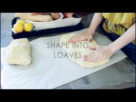 Episode #2 | See it, Touch it:  Sourdough Bread