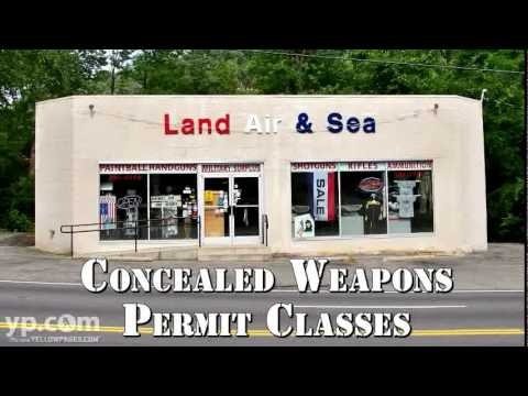 Land Air & Sea Newport KY Guns Army Navy Goods Paintball