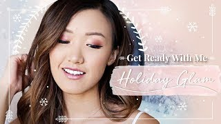 HOLIDAY GLAM   Get Ready with Me