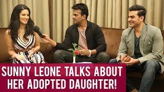 Sunny Leone talks about potty!   Tera Interzaar   Part 2