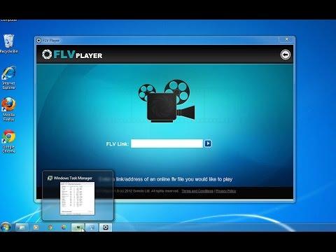 How do I manual remove FLV player (Uninstall guide)