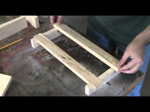 Bookends: build a small book stand