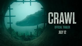 Crawl (2019) – Official Trailer – Paramount Pictures