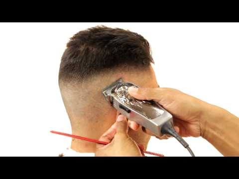 Learn to Cut a High Skin Fade with this Step by Step Tutorial