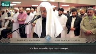 Sourate An-Naba - Abu Bakr Al Shatri