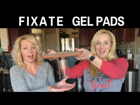 Fixate Gel Pads Review
