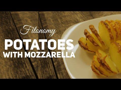 Potatoes With Mozzarella