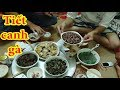 Download Tiết canh gà - đặc sản sởn da gà [ Ha Nguyen Vlog] MP3,3GP,MP4