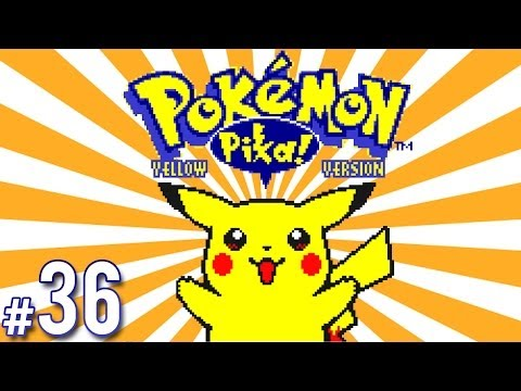 Pokemon Yellow - ELITE FOUR! | PART 36 | ScykohPlays