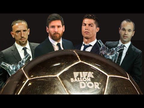 Ballon D'or 2008-2017 : WHO REALLY SHOULD HAVE WON