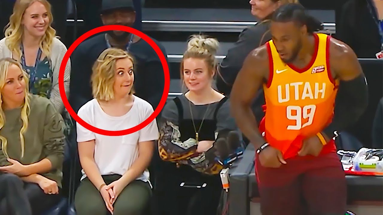 20 FUNNIEST MOMENTS WITH FANS IN SPORTS