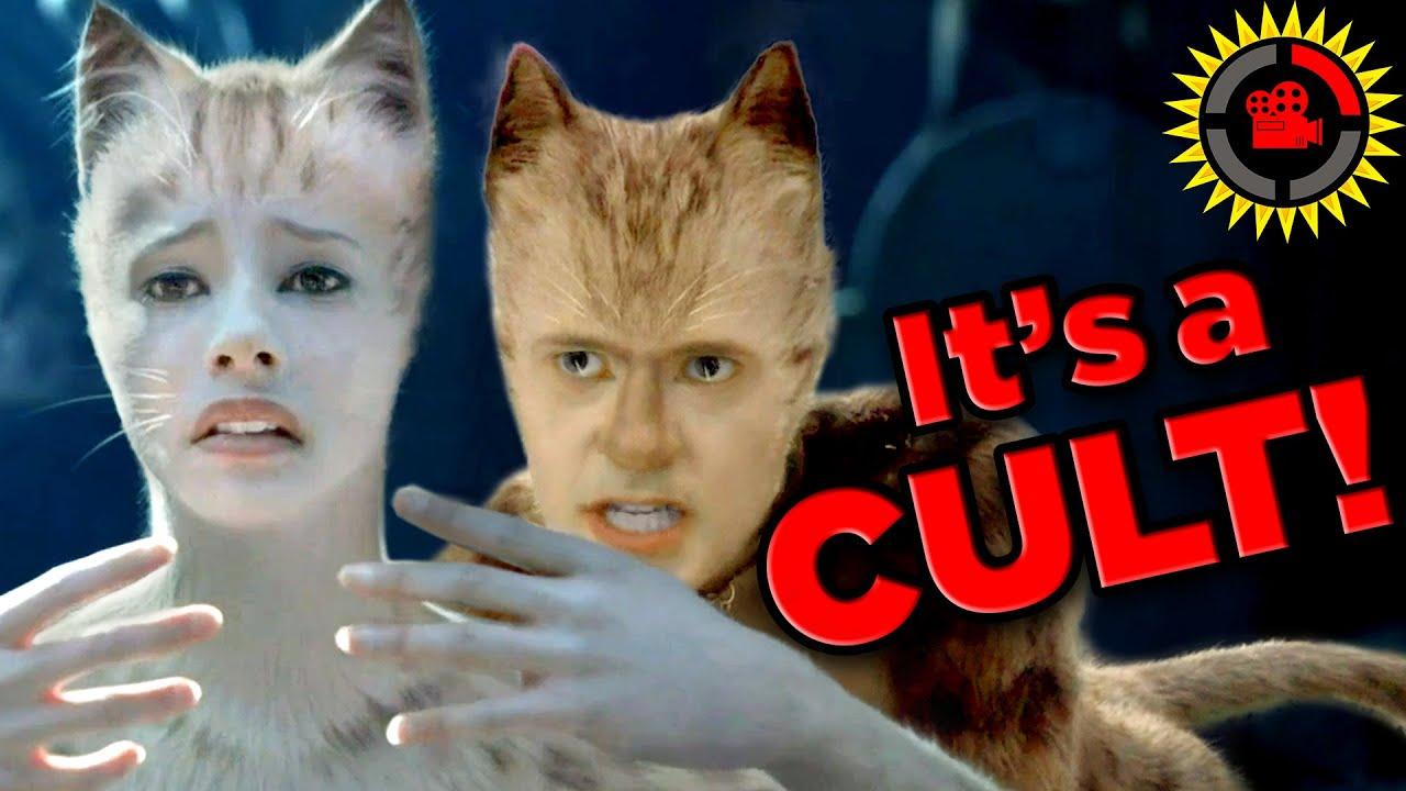 Film Theory: The Dark Secret of JellicleCats*CREEPY* (CATS2019)