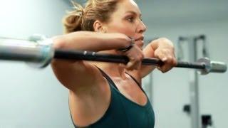 Lauren Attempts CrossFit