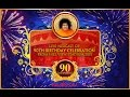 90th Birthday Celebrations Of Sathya Sai Baba Morning Hill View Stadium 23 Nov 2015 mp3