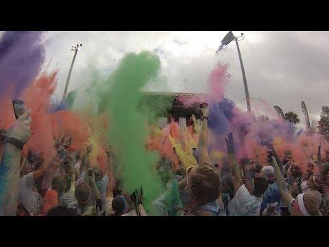 Color Run | Jan 11, 2014