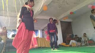 Mann Academy farewell pary enjoy and celebration dance