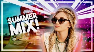 SUMMER MIX 2021 🌴💥 BEST ELECTRO POP & DANCE MUSIC REMIXES 2021 🔥  TOP CHARTS HITS PARTY EDM MIX