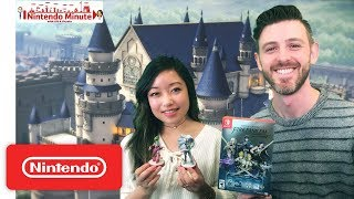 Fire Emblem Warriors Special Edition and amiibo Unboxing – Nintendo Minute