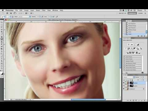 Contributor Tutorials: How to soften skin using Photoshop