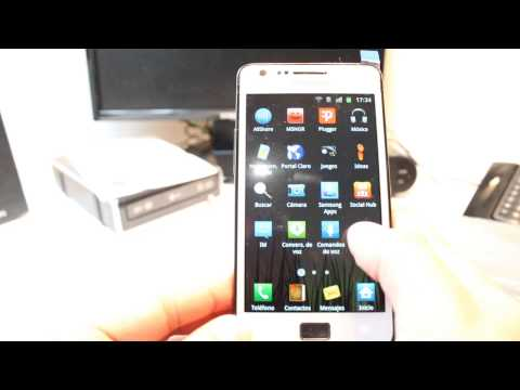 Language change to Samsung Galaxy S2