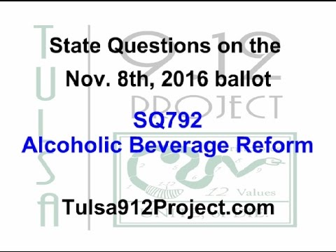 Discussion on Oklahoma State Question 792