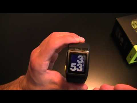 First Look: Nike+ Sportwatch GPS Powered by TomTom