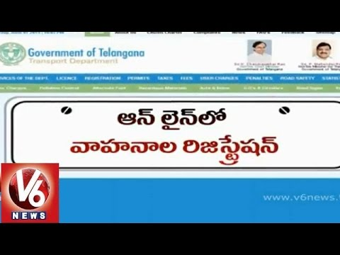 T government introduces online vehicle registration