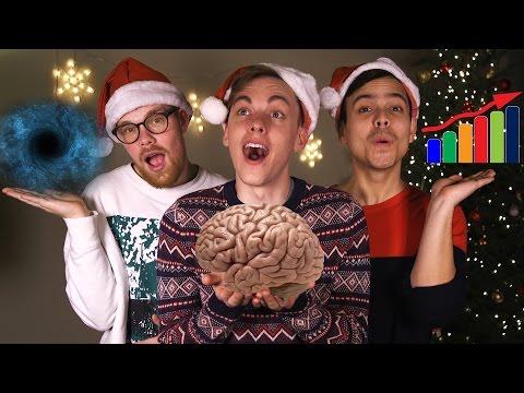 Science Christmas Carols ft. Jon Cozart