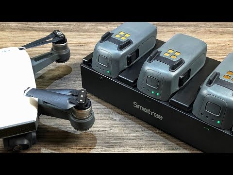 Smatree DJI Spark Portable Charging Station