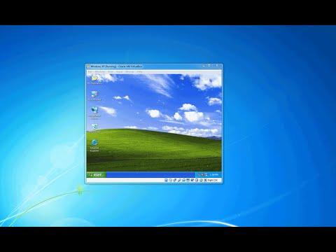 Fix No Internet Access on VirtualBox Windows XP