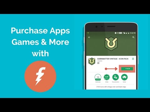 How to purchase paid apps and games from Google play store without credit cards ??