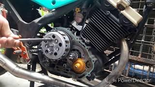 Racingboy Hydraulic Clutch set first encountered issue   Suzuki