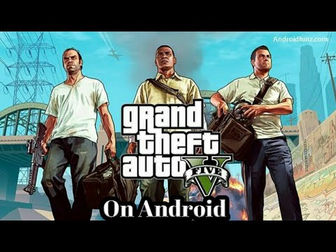GTA 5 ANDROID 2017 Working Game Download (in hindi)100% Full Game