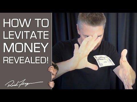 How to REALLY LEVITATE - LIKE MAGIC!