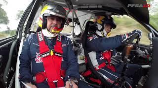 Caméra embarquée Sébastien Loeb - Rallye du Var 2017