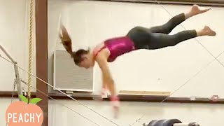 [30 Minutes] Girls That Can't Fly | Crazy Fails | Funny Dance Girl Moments