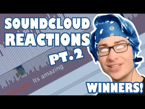 Reacting to Subscribers SOUNDCLOUDS (CONTEST WINNERS) Pt. 2