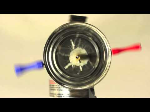 The Stirling Engine made from tin cans