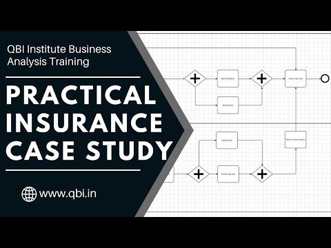 UML State Machine Diagram & Insurance Model Case through Visio