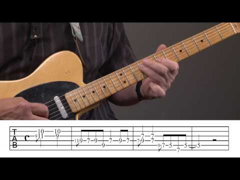 Country Guitar Lick Lesson