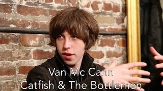 B-Sides On-Air: Interview - Van McCann of Catfish & The Bottlemen Talks Childhood, The Streets
