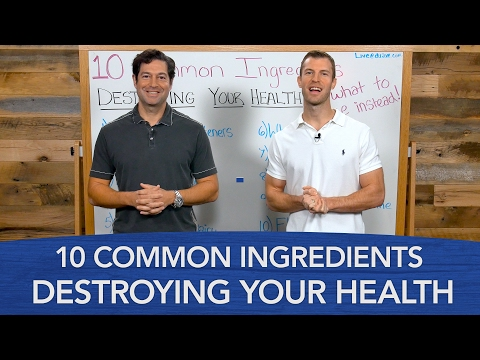 10 Ingredients Destroying Your Health