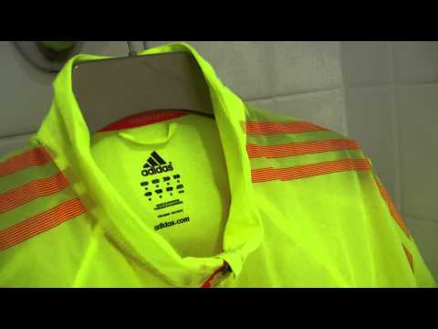 adidas Adizero Climaproof running jacket review