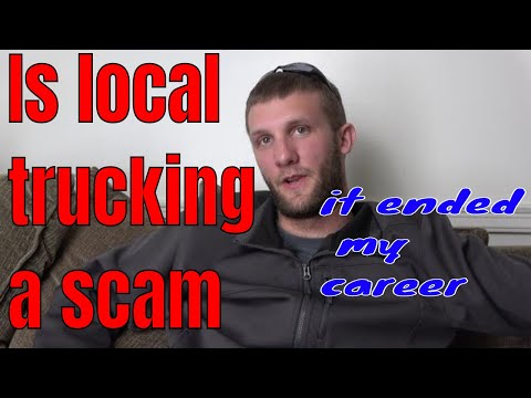 Local driver tells all about local trucking myths