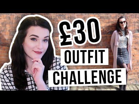 Boohoo Haul | £30 Outfit Challenge  | ohhitsonlyalice
