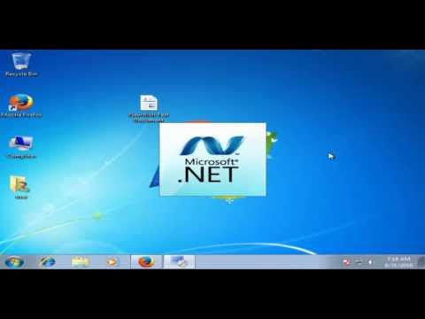 How to install Microsoft .NET framework 4.6.2
