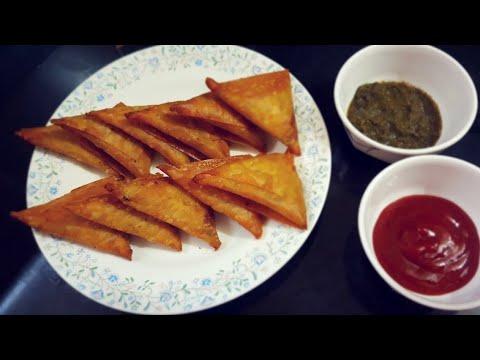 Veg Samosa Recipe|Veg Chinese style Samosa Recipe |Cheese and Paneer Samosa Recipe|The HFQ Recipes.