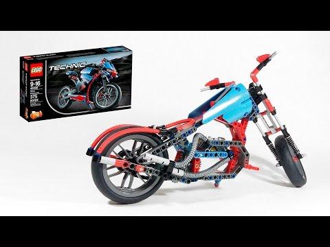 LEGO Technic 42036 C Model - Chopper / Чоппер из Лего Техник